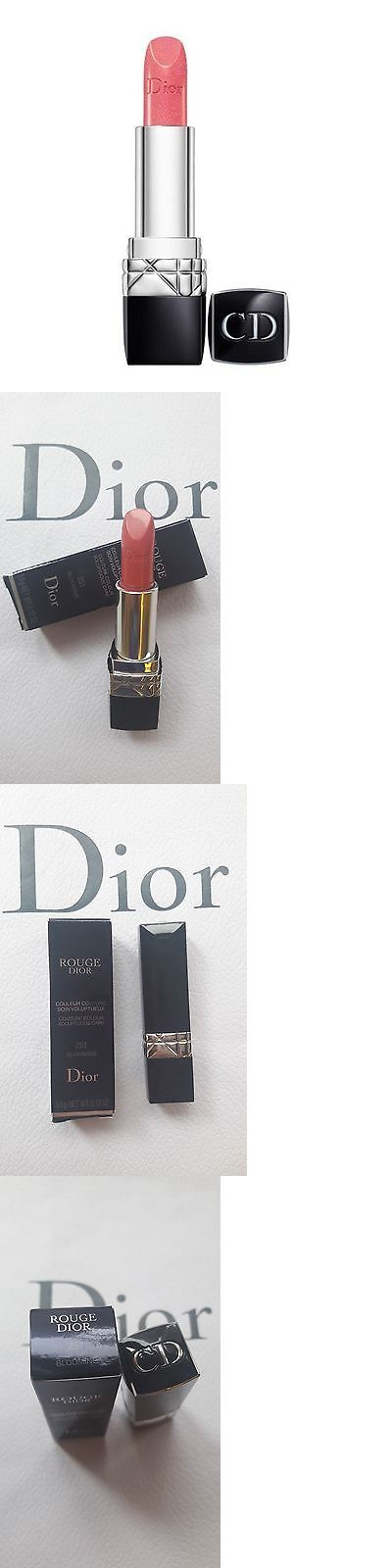Lipstick Primer: Rouge Dior Couture Colour Voluptous Care 251 Blooming Nib -> BUY IT NOW ONLY: $35.99 on eBay!