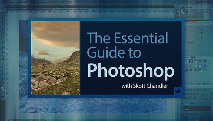 Get the best results from your Adobe Photoshop® software with time-saving tips and accessible techniques. Streamline your workflow today! - via @Craftsy