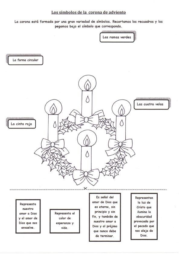 Blog Católico Parroquia Santa María de Baredo-Baiona: Recursos Catequesis Adviento