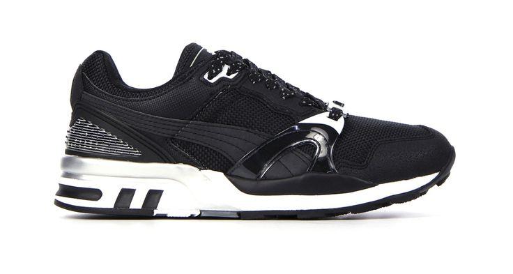 Trendy Puma Trinomic xt1 Zwart Sneakers van het merk Puma voor Dames . Uitgevoerd in Zwart gemaakt van .