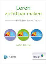 Leren zichtbaar maken - John Hattie