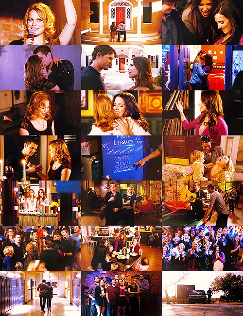"""""""It's the oldest story in the world. One day you're seventeen and planning for someday. And then quietly, and without you ever really noticing, someday is today. And then someday is yesterday, and this is your life."""": Favorite Tv, Favorite Shows Movies, One Tree Hill, Favorite Show ️ ️ ️ ️, Tree Hillllll, Onetreehill 3, Tree Hill 33, Hill Forever, Hill Obsession"""