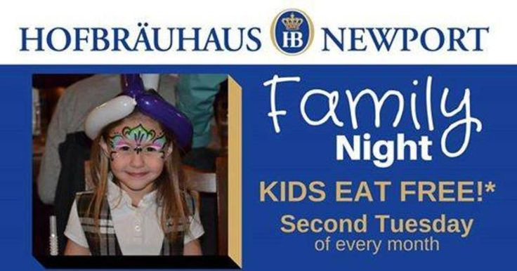 Family Night Kids eat FREE!  - Cincinnati Festivals & Events - Citiview Travel Guide