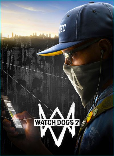 Watch Dogs 2 - Digital Deluxe Edition (Ubisoft) (RUS|CHI) [v1.06.135.7] [L|Uplay-Rip] by Fisher