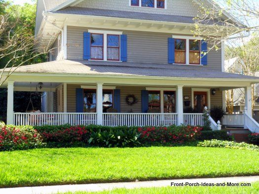 125 Best Images About Country Farmhouse Porches On