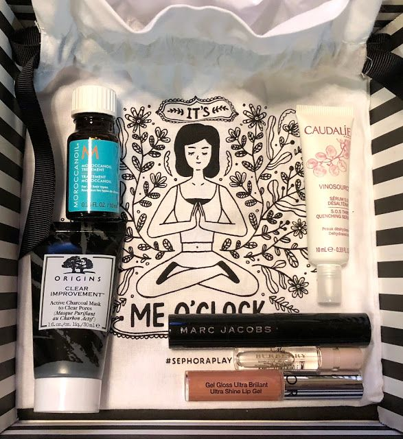 Play! by Sephora Subscription Box Review - November 2017