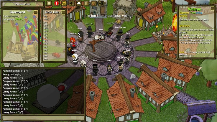 Town of Salem is a different kind of game. http://ift.tt/2drmRC0