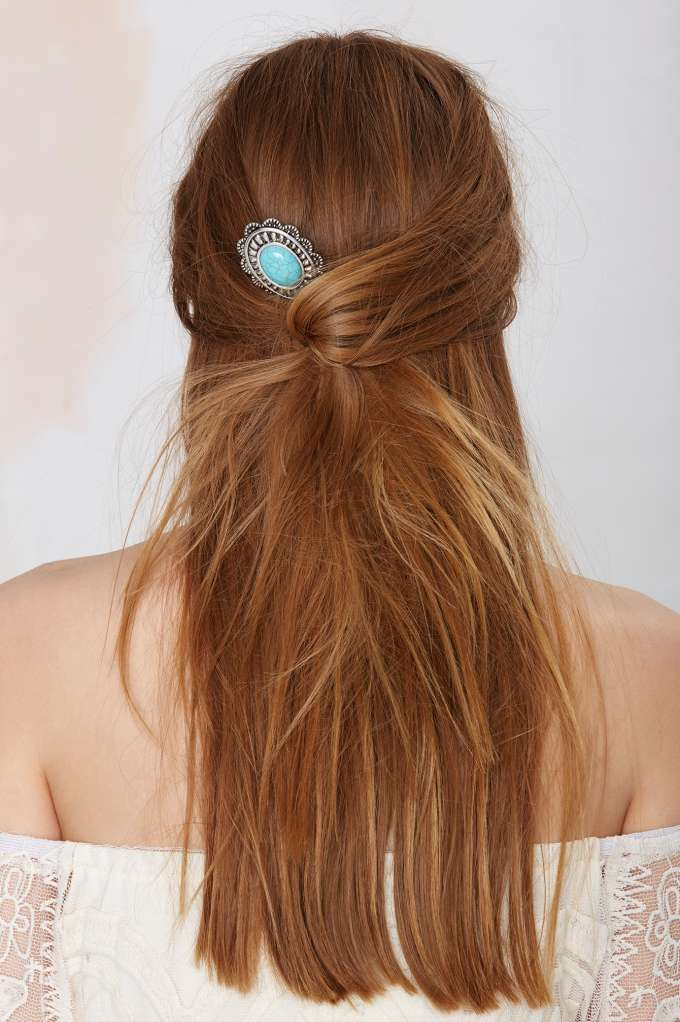 Frisco Kid Concho Hair Pin Set