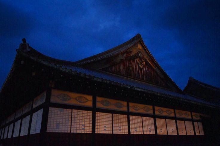 ' ' 京の七夕(二条城 二の丸御殿) ' 2016.8.3撮影 ' #kyoto #京都 #二条城 #二の丸御殿 #京の七夕 #七夕 #nightview #lightup #ライトアップ #夜景 #team_jp_ #gf_japan #igersjp #ig_japan #ig_nippon #wu_japan #loves_nippon #lovers_nippon #japanfocus #icu_japan #wonderful_places #ptk_japan #japan_night_view ' #team京都 #team_jp_西 京都 #team_lovers_夏色2016 #ぶらり京都撮影部 ' #k_京の七夕2016