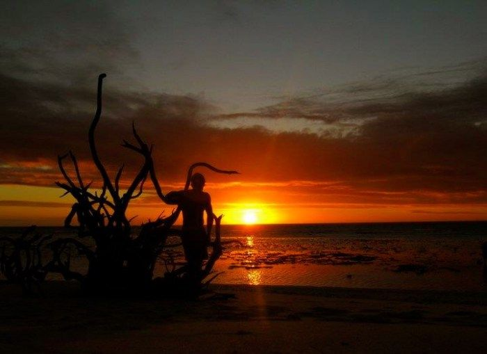 Lady Musgrave Island Sunset