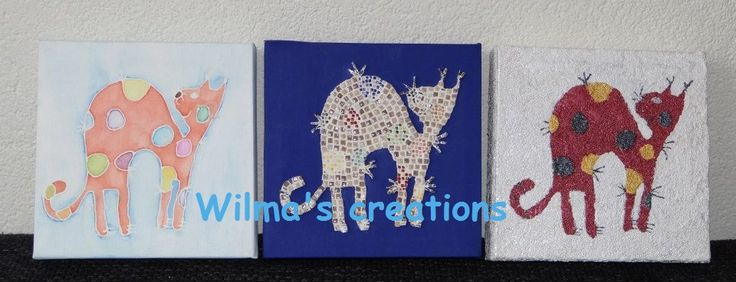 Wilma's creations