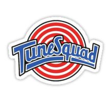 Tune Squad - Space Jam Sticker