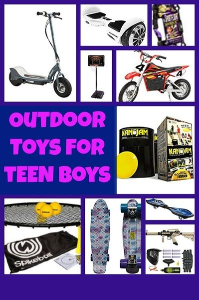Outdoor Toys For Teens : Ideas about outdoor toys for boys on pinterest