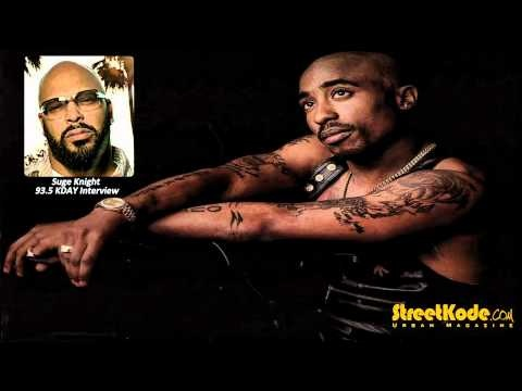 """Suge Knight: """"2Pac's Really Not Dead"""""""
