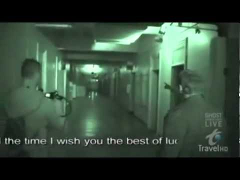 Trans Allegheny Lunatic Asylum Ghost Paranormal Tour