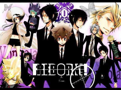 Reborn! - Anime Wallpaper (23919235) - Fanpop
