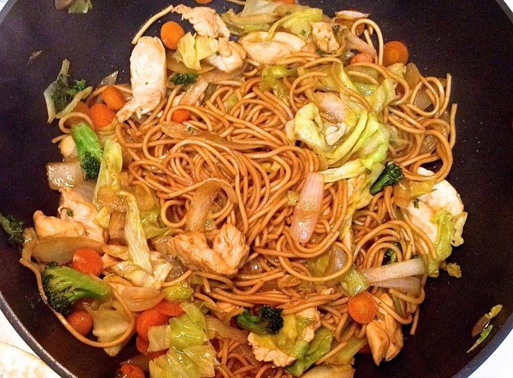 18 best yakisoba images on pinterest chinese food cooking food chicken yakisoba nothing yaki about this yaki itsawifelife forumfinder Choice Image