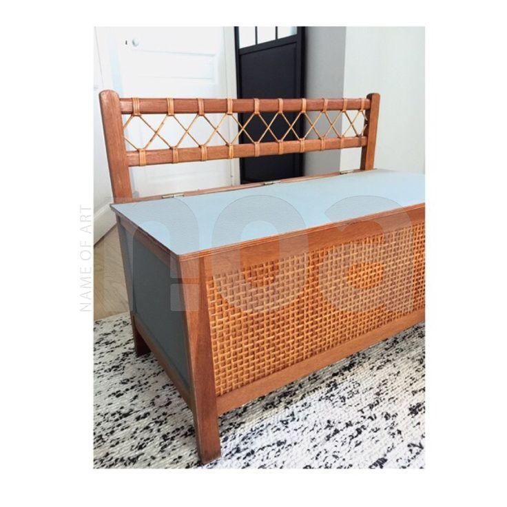 les 25 meilleures id es concernant banc coffre sur pinterest coffre de stockage banquette. Black Bedroom Furniture Sets. Home Design Ideas