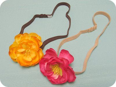 Flower Power headbands 2 pack are only $1.99!