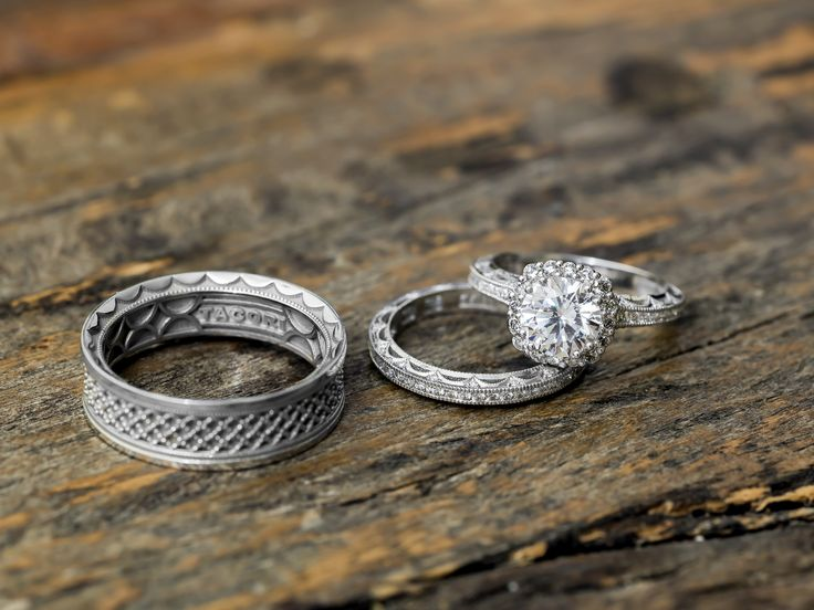 Rings Tacori S Set Available Now At Beard Jewelry In Jacksonville Fl