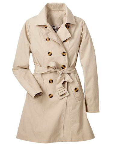 Closet Classic: Every Woman Needs a Trench Coat - Page 15