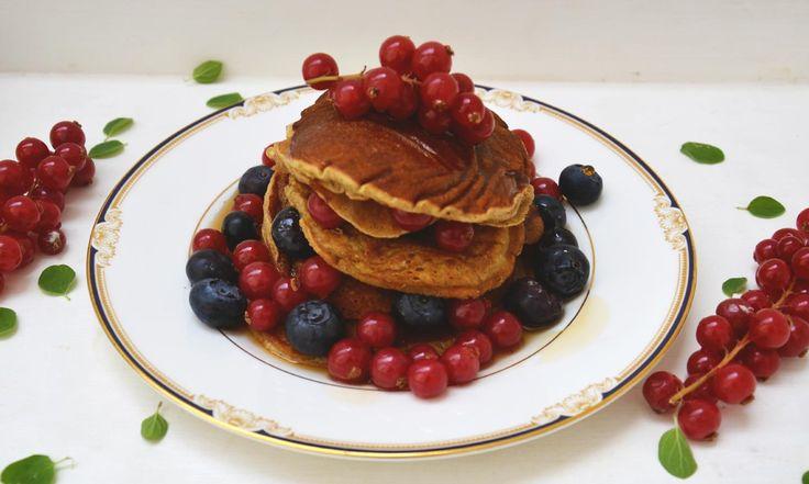 pancakes alla banana senza glutine un piatto perfetto per la colazione gustoso per i bambini da provare la nostra variante alla banana