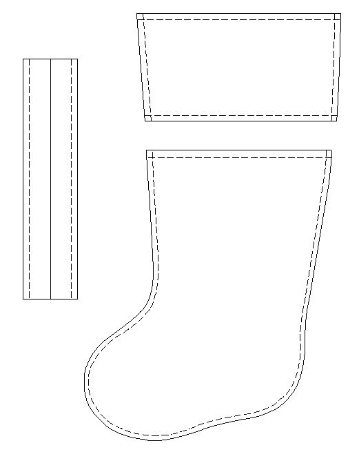 pattern stocking