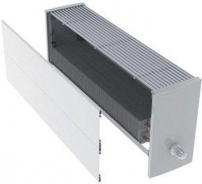 Конвектор отопления напольный Напольный конвектор отопления Minib COIL - SW420 Артикул: 428-232-900 Напольный конвектор отопления Minib COIL - SW420 - это быстрореагирующий отопительный прибор с новым дизайном,которыйсвоей мощностью и размерами дополняет сериюнапольных конвекторов MINIB без вентиляторов.