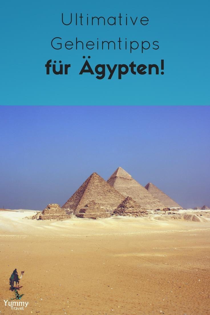 Ägypten ist ein Land, das immer wieder und leider auch unterschätzt wird. Hier gibt es Reisetipps und Reiseberichte.