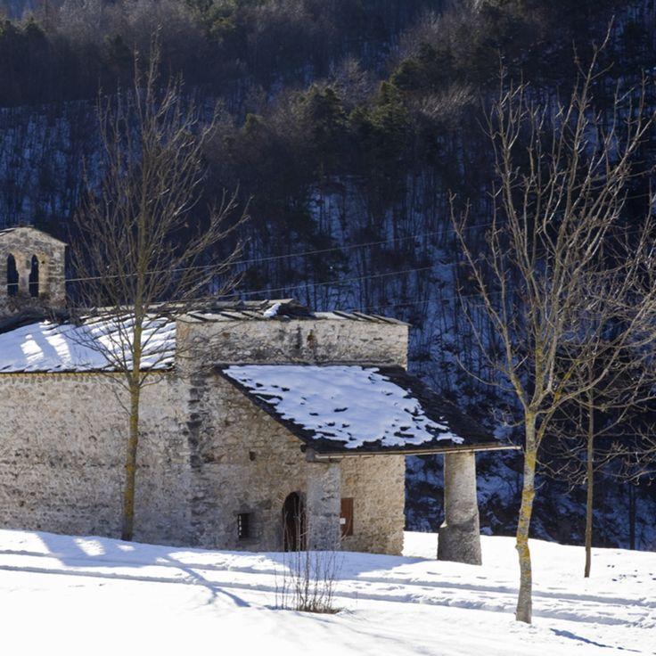 Cappella di San Salvatore a Macra (Cn) #Piemonte