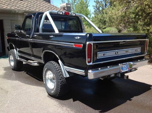 '79 F150 Ranger