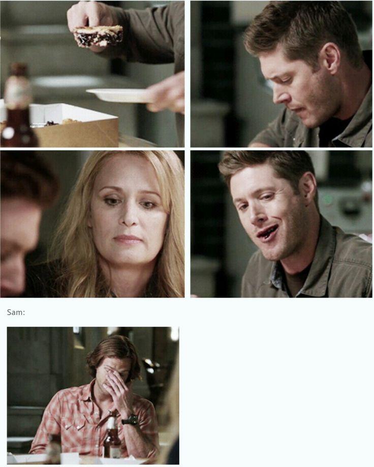 "Supernatural 12x02 ""Mamma Mia"""