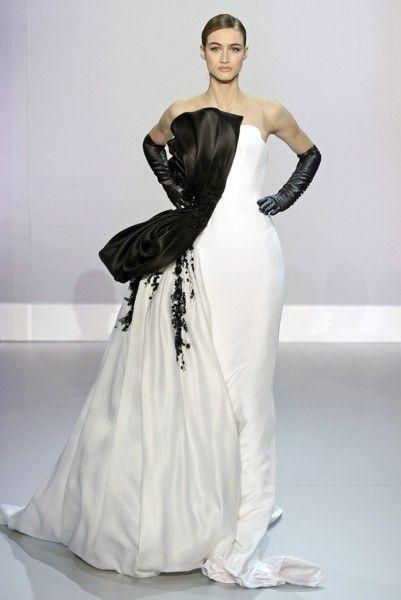 Ralph Russo2014 İlkbahar-Yaz Paris Moda Haftası yüksek set göstermek _ NetEase kadın
