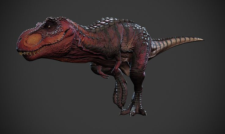 Zbrush trex zbrush mudbox pinterest dragon - Dessin dinosaure t rex ...