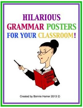 25+ best ideas about Grammar Posters on Pinterest | Descriptive ...