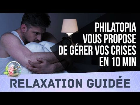 #crise #angoisse #spasmophilie exercice gestion du stress