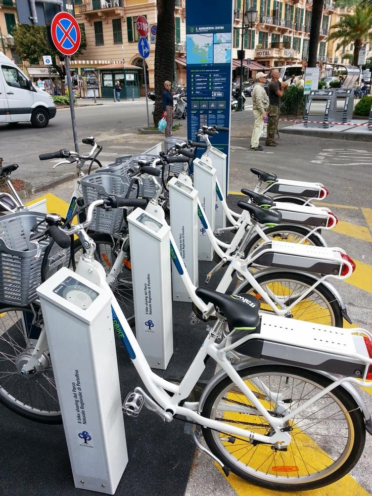 #bike #blogtourportofino #santamergherita #parco portofino