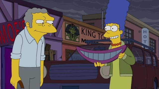Marge Fickt Bart