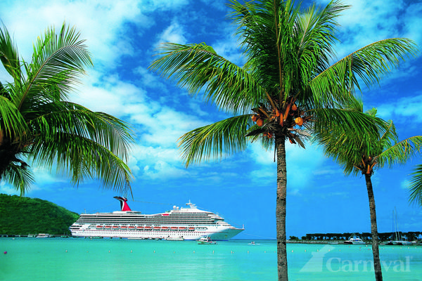 The Carnival Triumph. Carnival Cruise Ship Vacation Travel Book of Ra