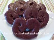 Receta Palmeritas de chocolate