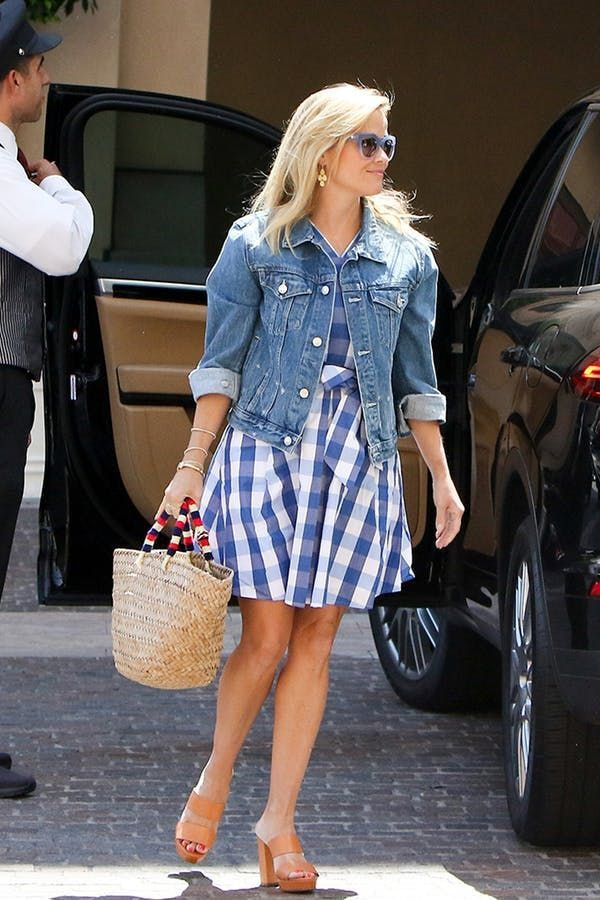 7 Reese Witherspoon Outfits That Are So Easy to Copy  #purewow #style #reese wit…