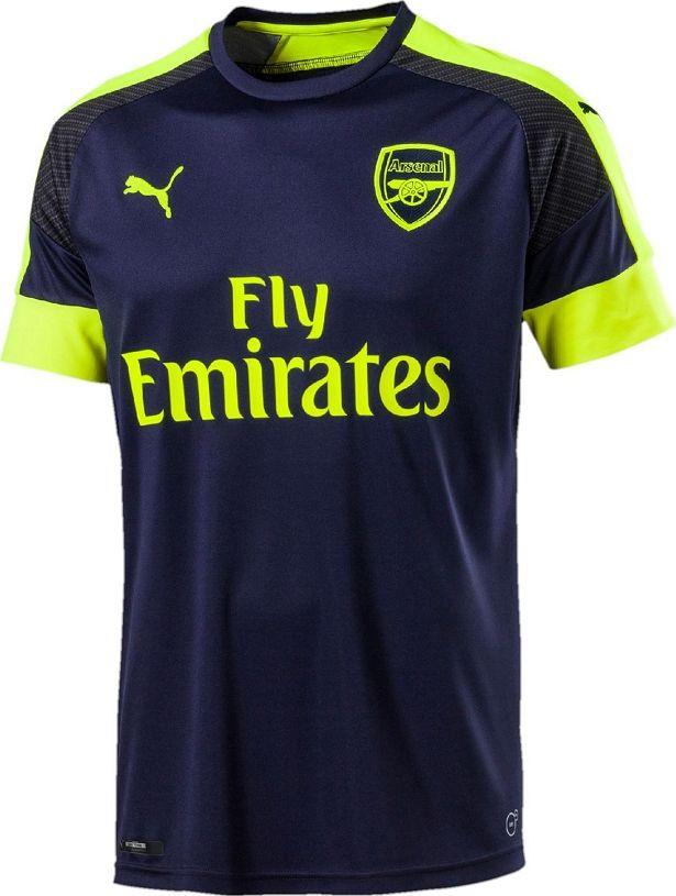 79c9a55abb245 Show de Camisas  Puma divulga as novas camisas do Arsenal