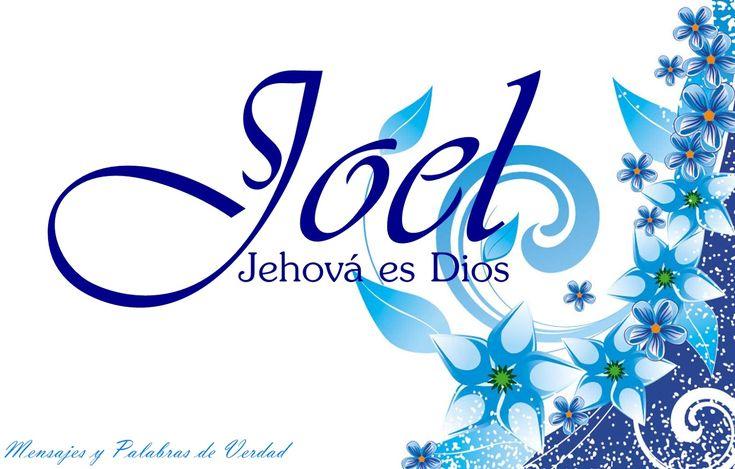 Mensajes y Palabras de Verdad: NOMBRES BIBLICOS DE VARON y Su significado.