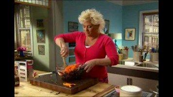 Anne Burrell's Coleslaw - Secrets Of A Restaurant Chef