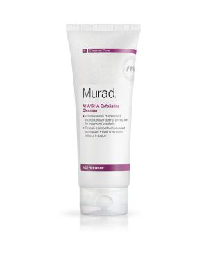 Murad Age Reform AHA/BHA Exfoliating Cleanser, 6.75 oz