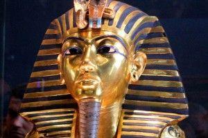 Tutankamon fue un fara�n que comenz� su reinado a los nueve a�os