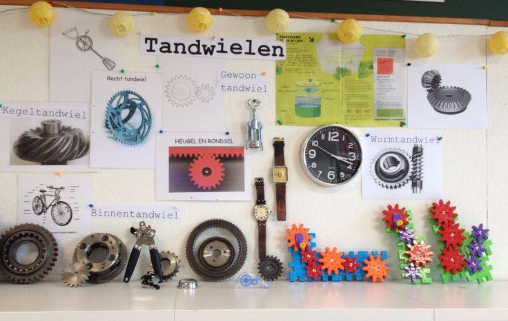 W.o. Techniek: tandwielen