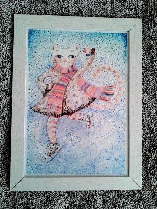 Kočička Sněhurka