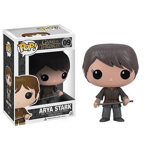 Game of Thrones Arya Stark Pop! Vinyl Figure - Funko - Game of Thrones - Vinyl Figures at Entertainment Earth