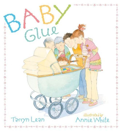 Baby Glue reviewed on #readingtime as recommended and I am thrilled!!!